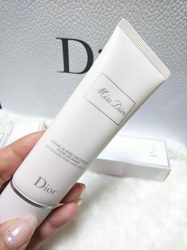 ミス ディオール ハンド クリーム/Dior/ハンドクリーム・ケアを使ったクチコミ(2枚目)