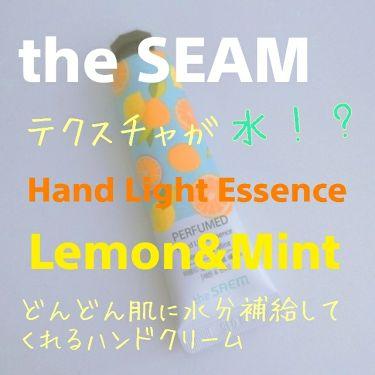 パフュームド ハンド ライトエッセンス/the SAEM/ハンドクリーム・ケアを使ったクチコミ(1枚目)