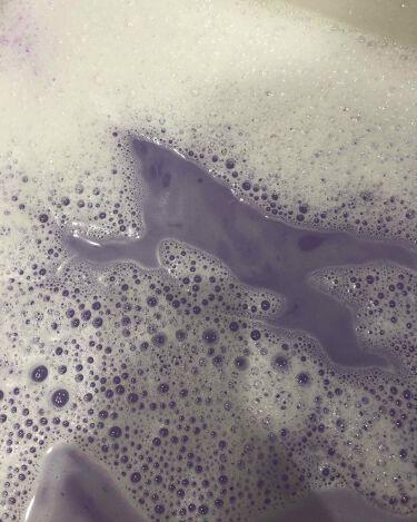 贅沢泡とろ 入浴料 スリーピングアロマの香り/お湯物語/入浴剤を使ったクチコミ(4枚目)