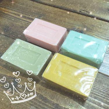 サボン・ド・マルセイユ(マルセイユソープ)/DAISO/洗顔石鹸 by あげぱんくん