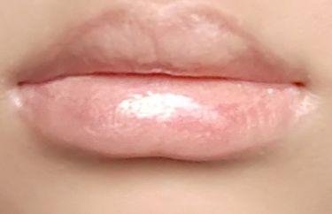 キス プランピング リップクリーム/REVLON/リップグロスを使ったクチコミ(3枚目)