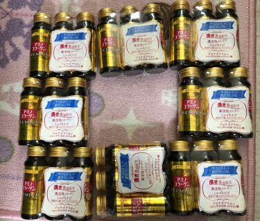 アミノコラーゲンプレミアムドリンク/アミノコラーゲン/ドリンクを使ったクチコミ(1枚目)