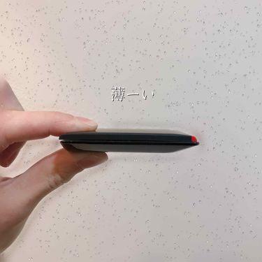 インナーグロウ チークパウダー/SHISEIDO/パウダーチークを使ったクチコミ(2枚目)