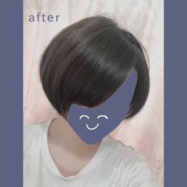 泡カラー/リーゼ/ヘアカラー・白髪染め・ブリーチを使ったクチコミ(3枚目)