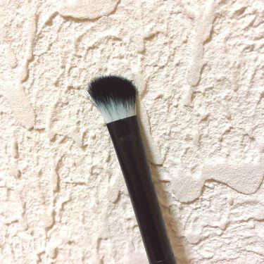 UR GLAM SHADING BRUSH(シェーディングブラシ)/DAISO/メイクブラシを使ったクチコミ(2枚目)