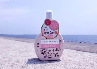 MERCURYDUO フレグランスボディミスト/RBP/香水(レディース)を使ったクチコミ(3枚目)