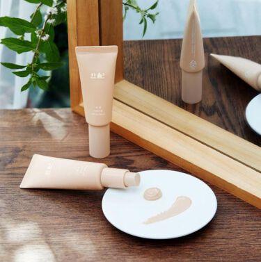 カーバーBBクリーム/HANYUL(ハンユル)/BBクリームを使ったクチコミ(4枚目)