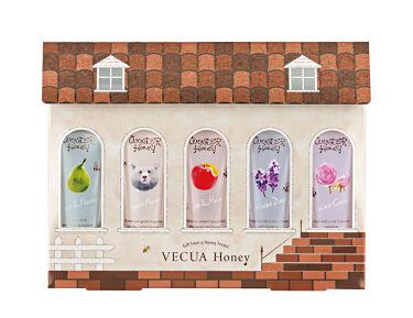 2020/10/6発売 VECUA Honey 蜜蜂の森のハンドクリームギフト