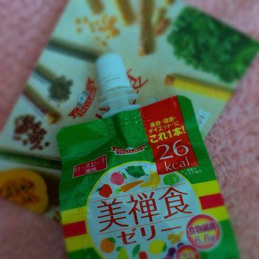 美禅食ゼリー/ドクターシーラボ/食品を使ったクチコミ(1枚目)