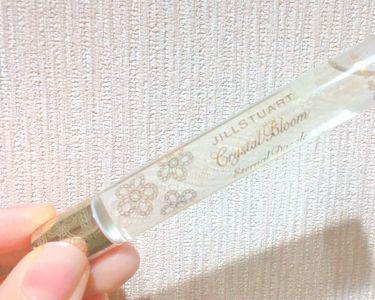 クリスタルブルーム オードパルファン ローラーボール/JILL STUART/香水(レディース)を使ったクチコミ(1枚目)