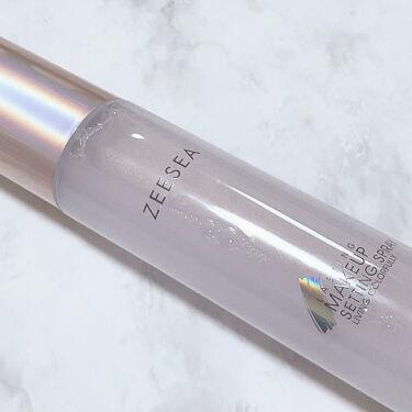 ZEESEA メタバースピンクシリーズ  ローリンスターメイクキープスプレー/ZEESEA/ミスト状化粧水を使ったクチコミ(4枚目)