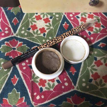 アニマルアイブロウペンシル/セリア/アイブロウペンシルを使ったクチコミ(1枚目)