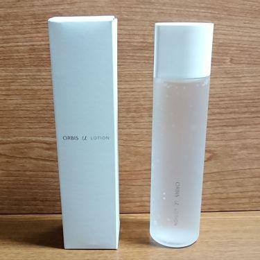 オルビスユーローション/ORBIS/化粧水を使ったクチコミ(2枚目)