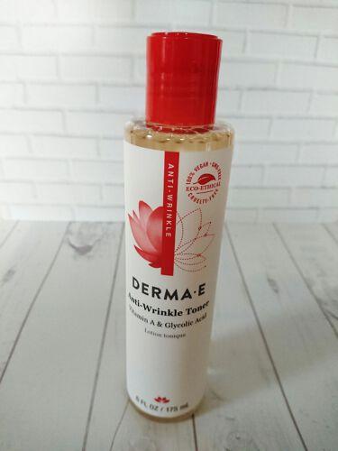アンチリンクルトナー/ダーマE/化粧水を使ったクチコミ(2枚目)