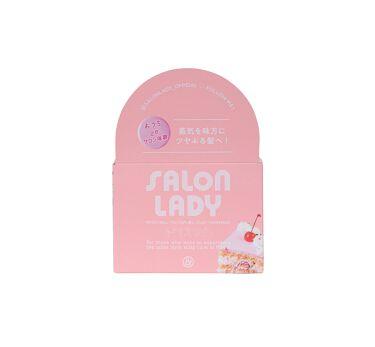 サロンレディ 密着ツヤぷるクレイヘアマスク SALON LADY