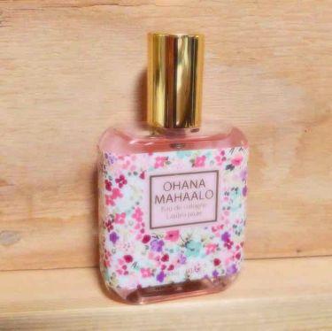 オハナ・マハロ オーデコロン <ラウレア ピュア>/OHANA MAHAALO/香水(レディース)を使ったクチコミ(1枚目)
