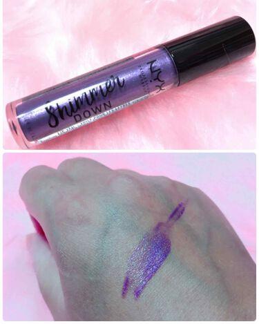 NYX Professional Makeup シマーダウンリップグロス
