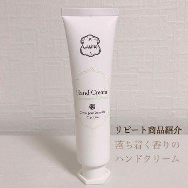ハンドクリーム チェリーブロッサム/Laline/ハンドクリーム・ケアを使ったクチコミ(1枚目)
