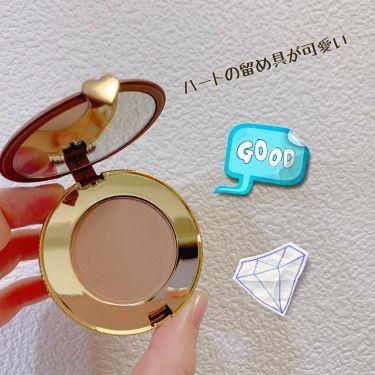 ミルクチョコレート ソレイユ ロングウェア マット ブロンザー/Too Faced/プレストパウダーを使ったクチコミ(2枚目)