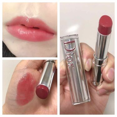 ディオール アディクト ステラー シャイン/Dior/口紅を使ったクチコミ(2枚目)
