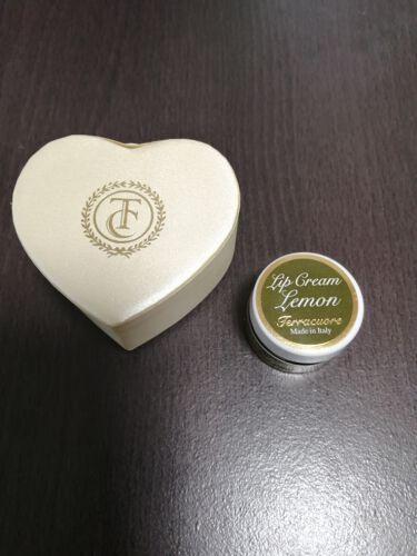 リップクリーム レモン/Terracuore (テラクオーレ)/リップケア・リップクリームを使ったクチコミ(1枚目)