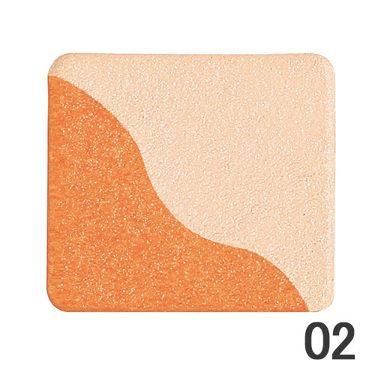 トーン ペタル アイシャドウ 02:オレンジ