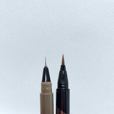 ラスティングシークレットティントライナー/K-Palette/リキッドアイライナーを使ったクチコミ(2枚目)