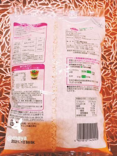 押麦/トップバリュ/食品を使ったクチコミ(2枚目)