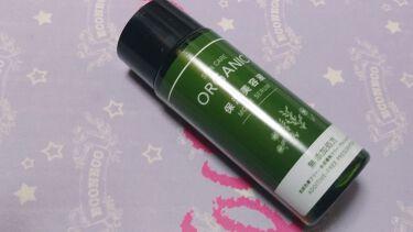 ORGANIC 保湿美容液/DAISO/美容液を使ったクチコミ(1枚目)