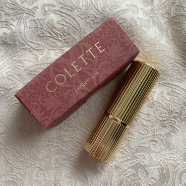 なまこ@𝕐𝕠𝕦𝕋𝕦𝕓𝕖 on LIPS 「【COLETTESTYLOROUGEMATT08Chocola..」(5枚目)
