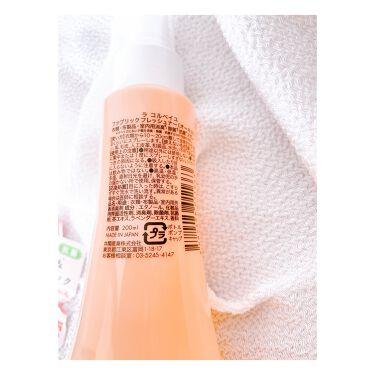 オーガニックランドリー ファブリックフレッシュナー オーキッドの香り/ラ コルベイユ/ファブリックミストを使ったクチコミ(3枚目)