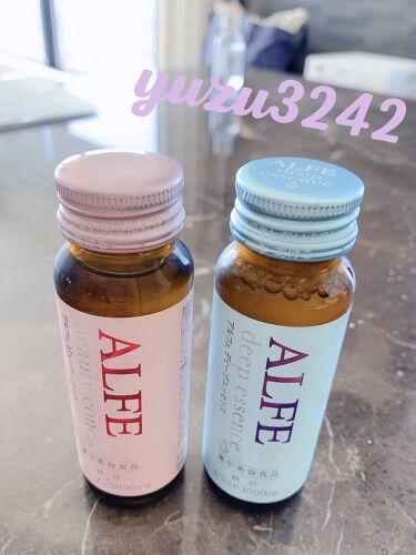 アルフェ ビューティコンク(ドリンク)/アルフェ/美肌サプリメントを使ったクチコミ(1枚目)