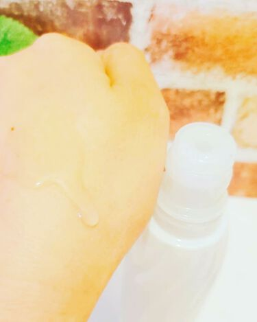 ドレススノー ローション/アテニア/化粧水を使ったクチコミ(4枚目)