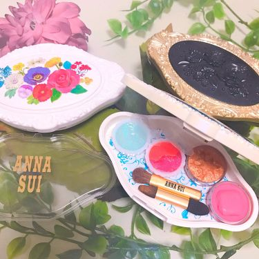 メイクアップ パレット/ANNA SUI/その他化粧小物を使ったクチコミ(3枚目)