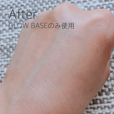 ARTLEESグロウベースSPF50+/PA+++/ヘイミッシュ/化粧下地を使ったクチコミ(3枚目)