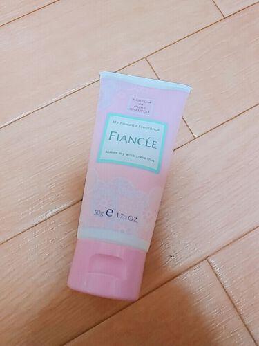 にこりん。さんの「フィアンセハンドクリーム ピュアシャンプーの香り<ハンドクリーム・ケア>」を含むクチコミ