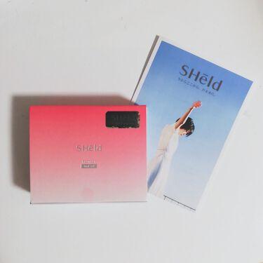 SHeld プロテクト 洗顔&化粧水&ジェルクリーム トライアルセット/MOMOTANI/トライアルキットを使ったクチコミ(1枚目)