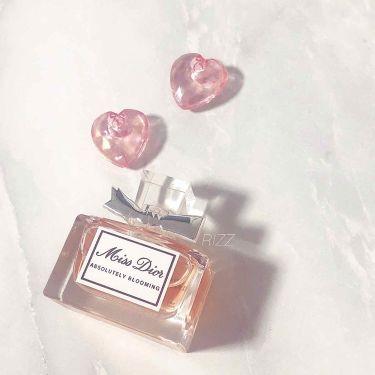 RIZZ🐨🥀さんの「Diorミス ディオール ブルーミング ブーケ(オードゥトワレ)<香水(レディース)>」を含むクチコミ