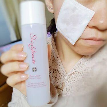 シンリーボーテ ディープモイストセラムローション/シンリーボーテ/化粧水を使ったクチコミ(6枚目)