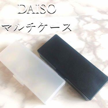 綿棒ケース/DAISO/その他を使ったクチコミ(1枚目)