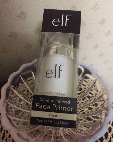 Mineral Infused Face Primer/e.l.f/化粧下地を使ったクチコミ(1枚目)