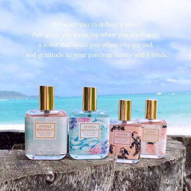 オハナ・マハロ オーデコロン <パーマヴェラ>/OHANA MAHAALO/香水(レディース)を使ったクチコミ(3枚目)
