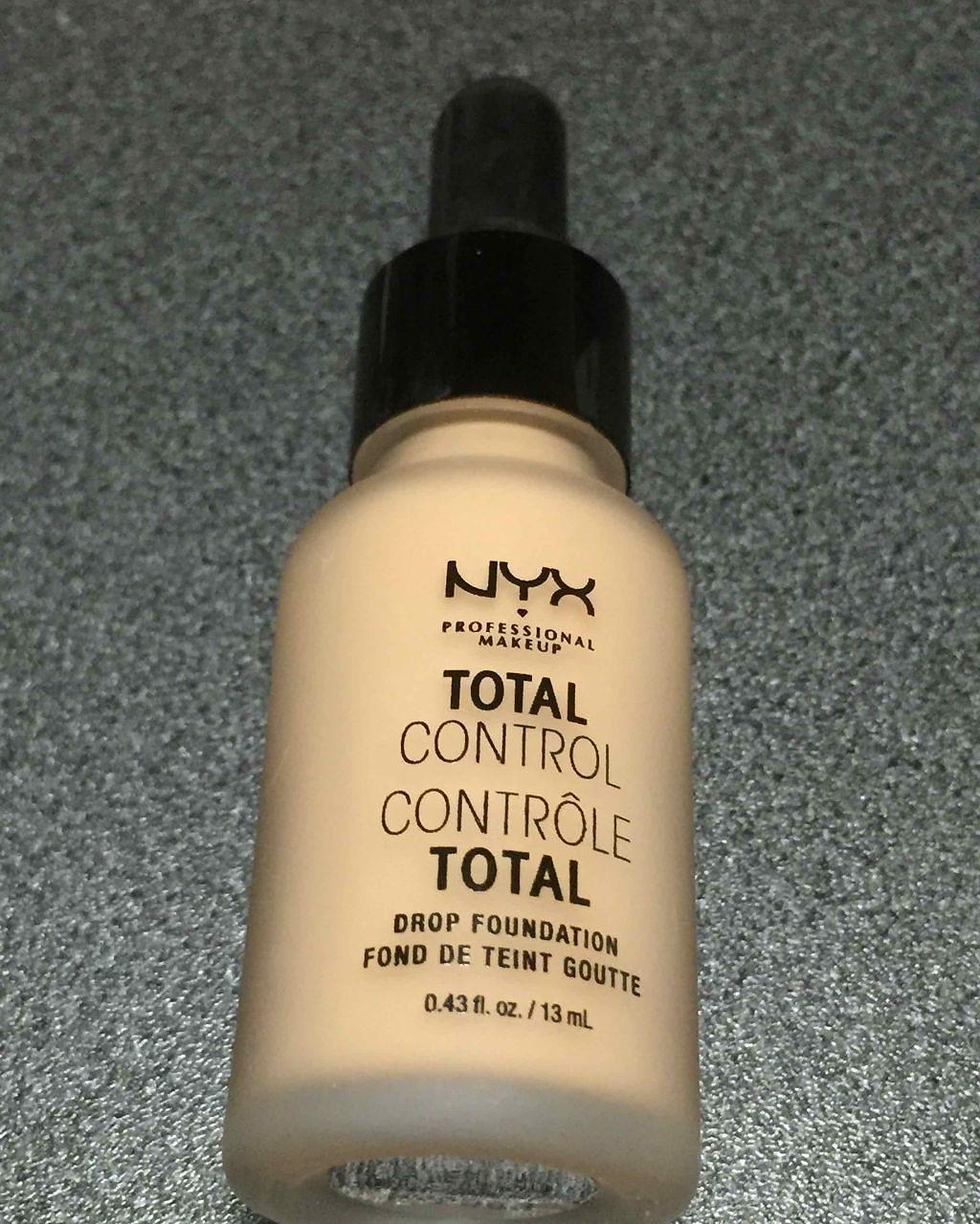 TTLコントロール DP ファンデーション NYX Professional Makeup