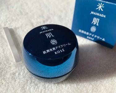 momoさんの「米肌(MAIHADA)肌潤改善アイクリーム<アイケア・アイクリーム>」を含むクチコミ