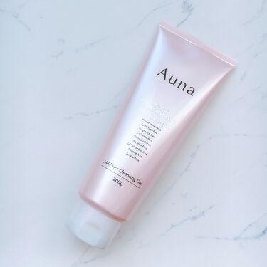 【画像付きクチコミ】ピンクのデザインがとても可愛い♪ぷるぷるのジェル。みずみずしくて、するするとなじんでくれます。摩擦を感じず、優しくクレンジングすることが出来ます。温感でじんわり温かくなっていく感じが心地良いです。洗い上がりの肌はふっくらすべすべ。なめ...