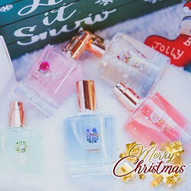 ♡Happy Merry Christmas♡  本日は#クリスマス 🎅⭐  皆さんは如何お過ごしですか?今年も残るところあとわずかっ💦クリスマスも香りをしっかり纏ってお出掛けくださいね💞  濃厚に香りの#オードパルファム は優しいフェルナンダの香りが長続きするので、付け直しも不要‼いつまでもあなたに寄添います💖是非お試しくださいませっ⭐