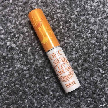 香るモイスチュアリップクリーム はちみつ/DHC/リップケア・リップクリームを使ったクチコミ(2枚目)