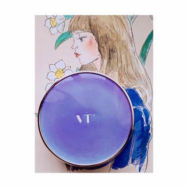 VT コラーゲンパクト/VT Cosmetics/クリーム・エマルジョンファンデーションを使ったクチコミ(2枚目)