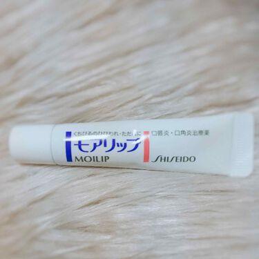mi.mi.miさんの「SHISEIDOモアリップ<リップケア・リップクリーム>」を含むクチコミ