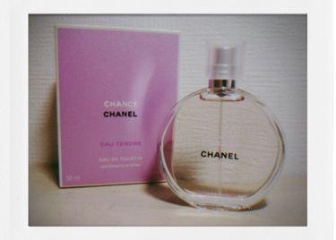 ︎☺︎さんの「シャネルCHANCE EAU TENDRE (チャンス オーテンダー)<香水(レディース)>」を含むクチコミ